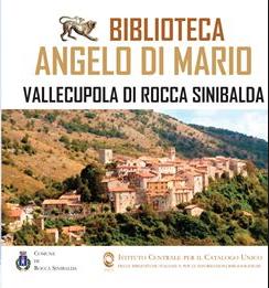 Biblioteca Vallecupola apertura